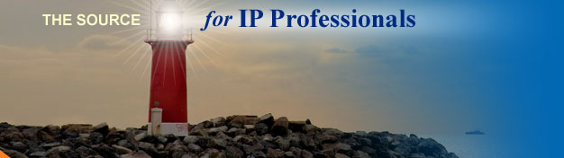 The Source For IP Professionals